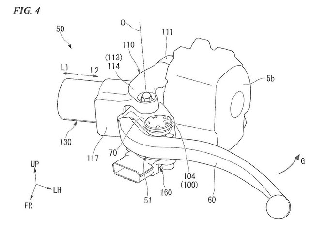 Honda Patents Clutch By Wire System For Motorcycles – Adios Engine Stalling
