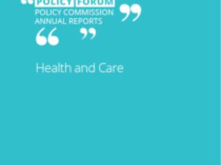 NPF Report reviews: Health & Care