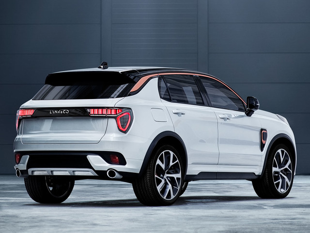 Lynk&Co 01 receives 6000 orders in 137 seconds