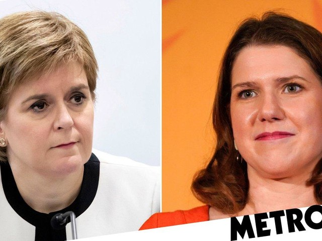 Jo Swinson says 'absolutely not' to idea of second Scottish independence vote