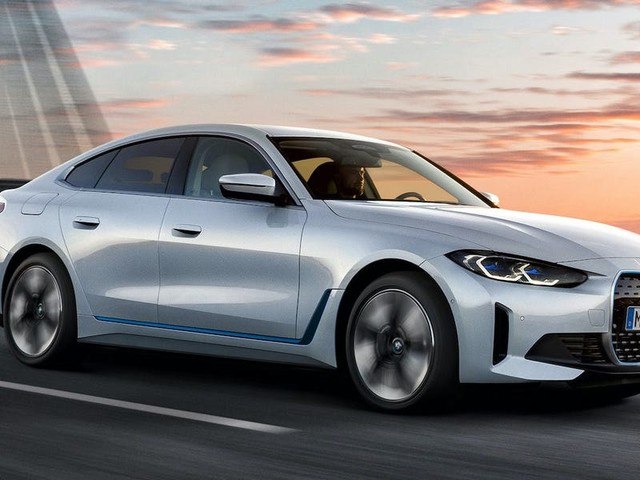 BMW revealed details about its 2 upcoming Tesla challenger EVs, the $55,400 i4 sedan and the $83,200 iX SUV (BMWYY)