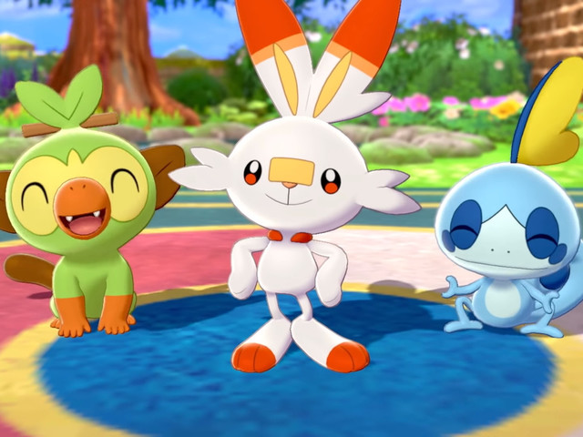 Pokemon Sword & Shield Starters: which starter Pokemon should you choose, and starter evolutions revealed