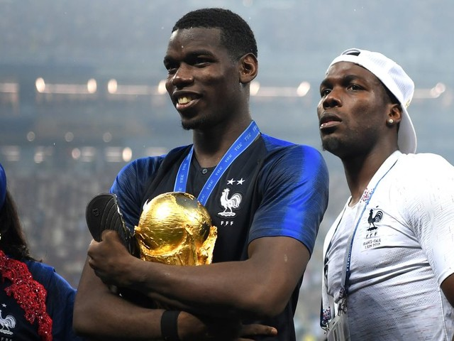 Paul Pogba's brother provides update on Manchester United contract situation