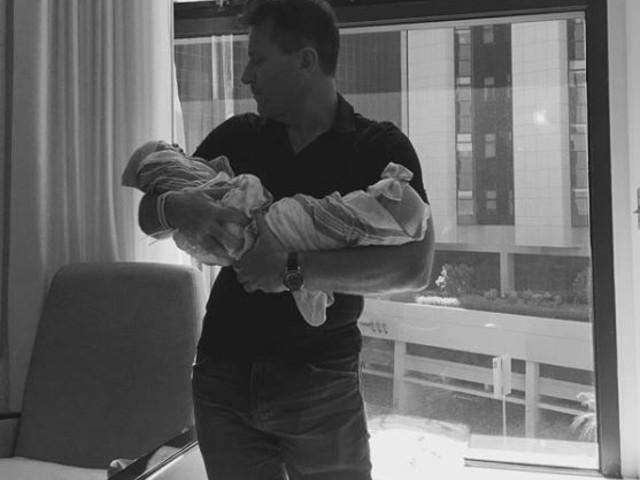 Kym Johnson Welcomes Twins with Husband Robert Herjavec