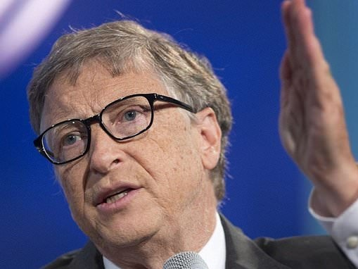 Bill Gates regrets not inventing Android