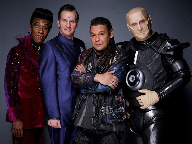 Red Dwarf: The Movie will become reality with two-hour feature-length film next year