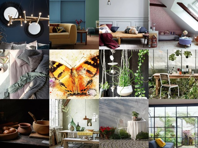 Home Interiors Inspiration for Summer 2019