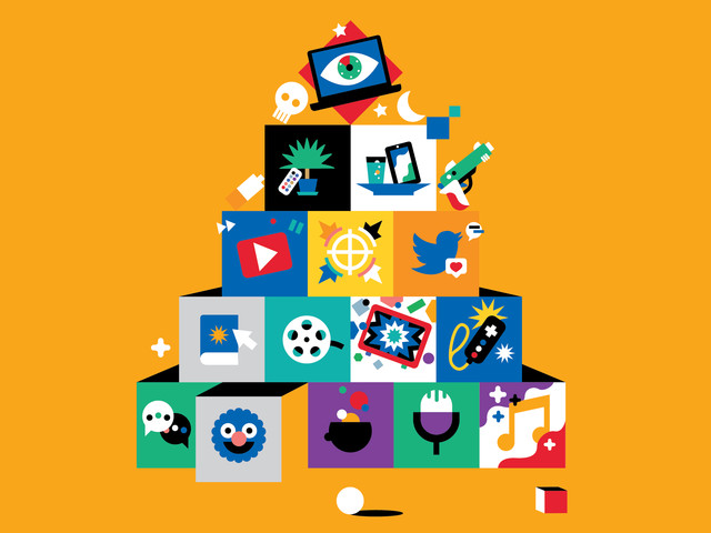 A Food Pyramid for Kids' Media Consumption