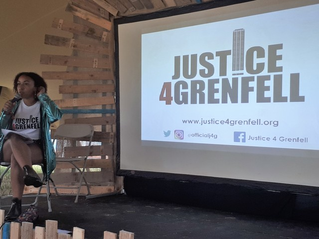 Justice4Grenfell activist: Another tragedy like Grenfell could happen again