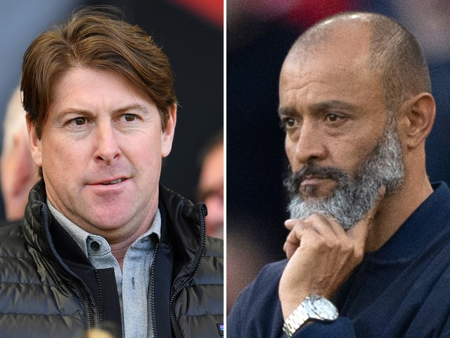 Tottenham legend Darren Anderton reckons Nuno Espirito Santo is right man for Spurs and they can finish in top four