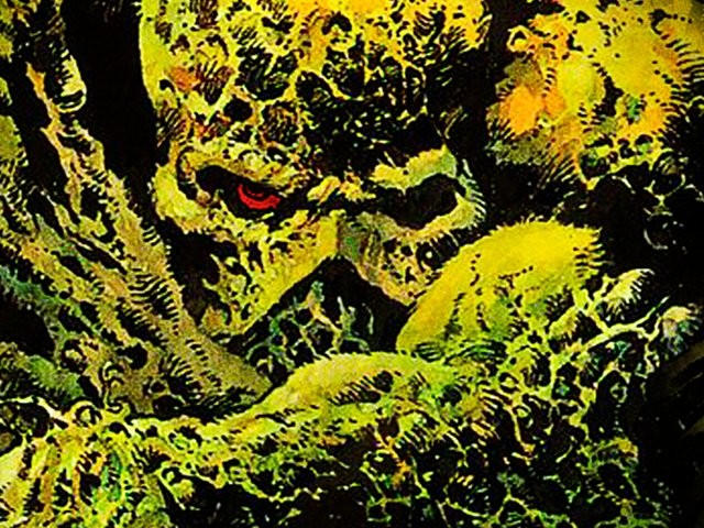 DC Universe revealed the release date for 'Swamp Thing,' its next original series