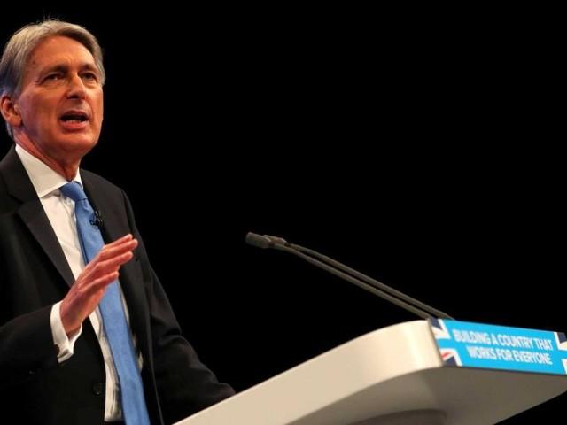Philip Hammond tells Jeremy Corbyn: 'Bring it on'