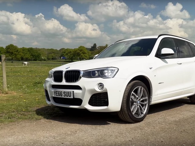 Video: 2017 BMW X3 Review Is a Swansong Before New Model Launches