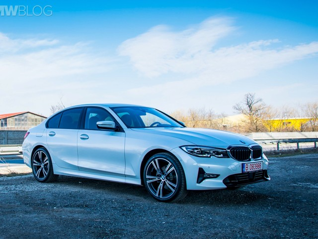 3,800 BMW models recalled for possible tie-rod issue