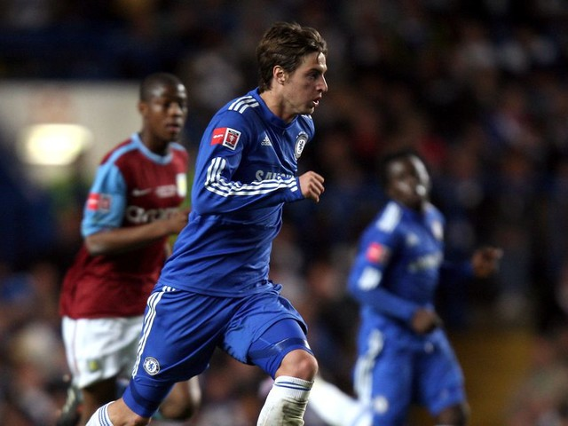 The Lost Generation: Chelsea 2010 FA Youth Cup Winners — Jacopo Sala, the Jac of all trades