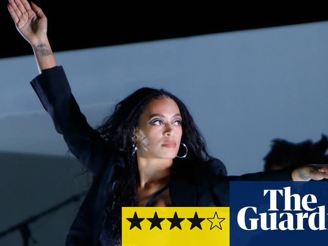 Lovebox festival review – Solange intoxicates the smiley revellers