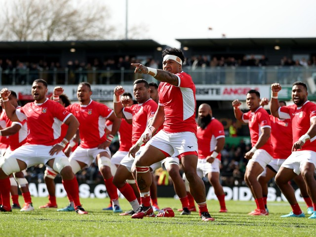 Rugby World Cup 2019: Why victory will mean more to 'the Kingdom of Tonga' than England