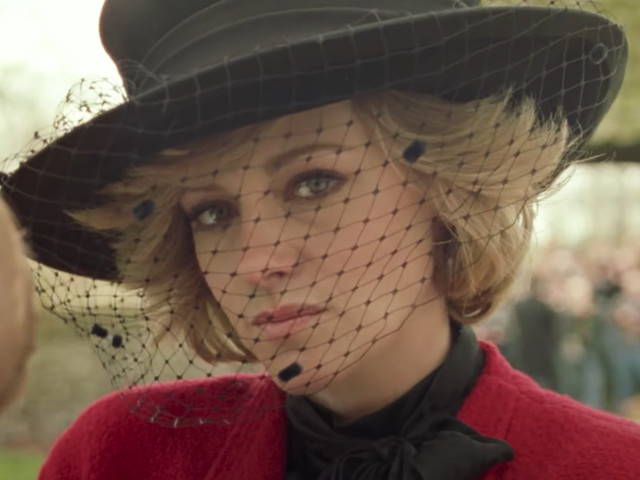 See more of Kristen Stewart as Princess Diana in official Spencer trailer - CNET