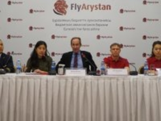 Airports to compete for 1m passenger FlyArystan hub
