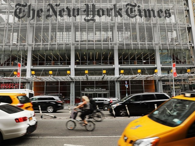 Meet the Writer the New York Times Hired and Fired In Just Six Hours