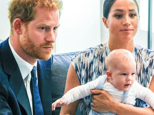 Archie could choose if he'll be a prince after turning 18, royal author claims