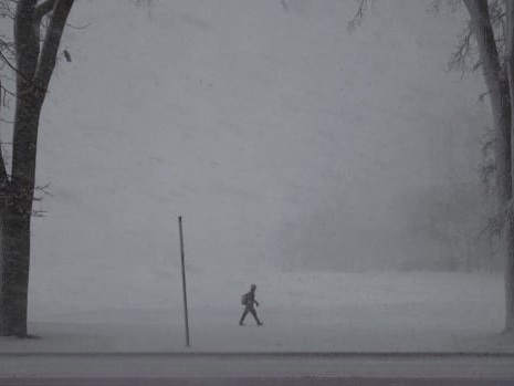 Storm sweeps across Maritimes bringing snow, freezing rain and high winds