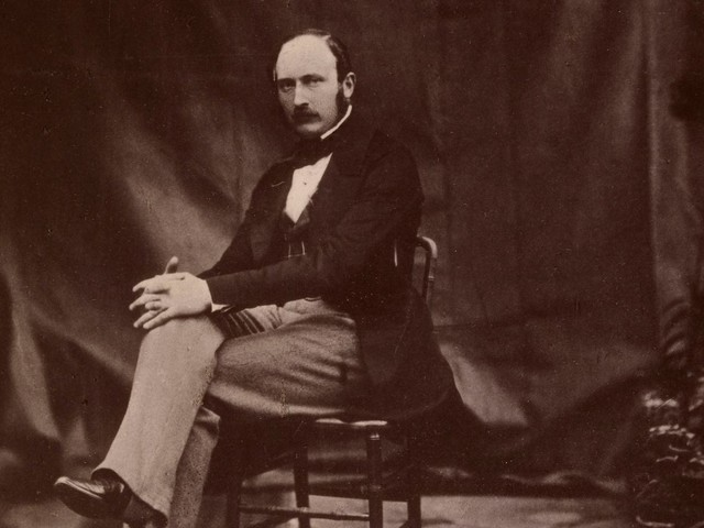 Prince Albert's love letters to Queen Victoria unveiled for first time