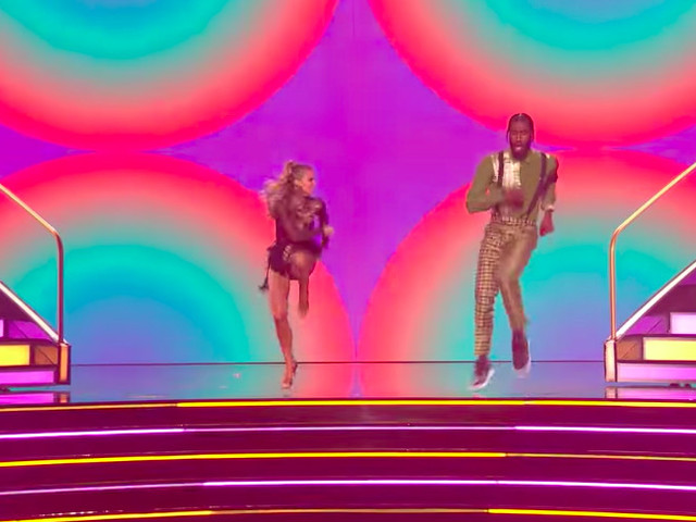 Iman Shumpert was robbed on 'Dancing With the Stars' after absolutely killing it