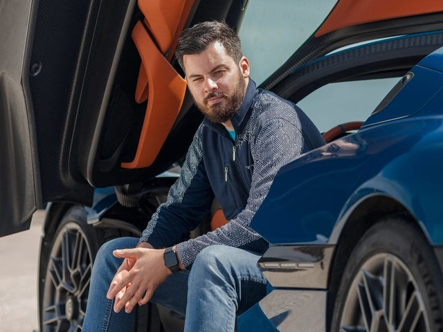 33-year-old Mate Rimac on how his EV company went from side project to major auto supplier in just 12 years