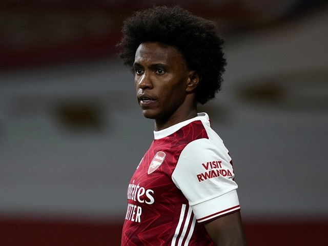 Willian fit to start as Arteta makes 8 changes | Expected Arsenal line-up vs Wolves