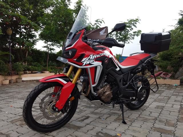 Honda Africa Twin Manual not coming to India – Report