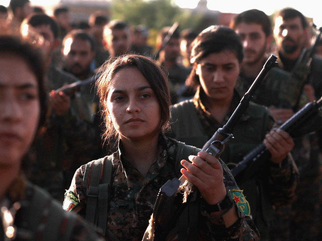 US abandons Kurds in Syria: what it means for the Middle East