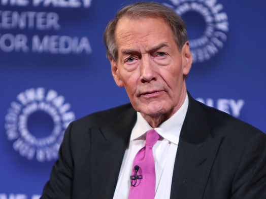 Charlie Rose's Walter Cronkite Award Revoked by Journalism School