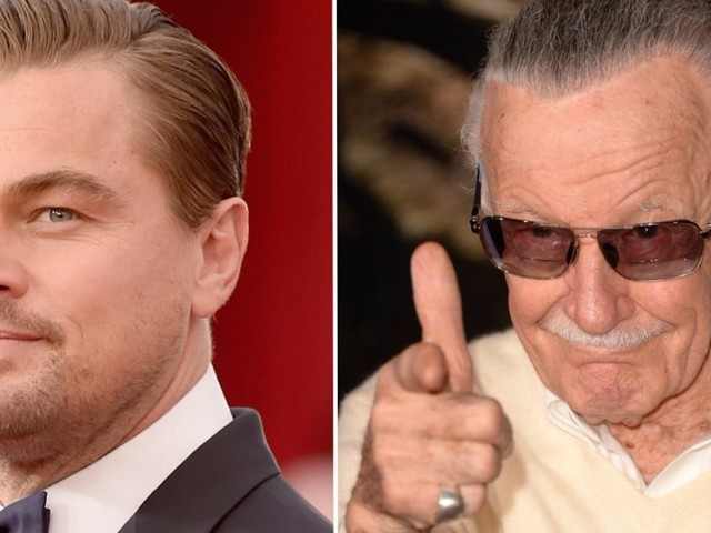 Leonardo DiCaprio wants to star in a Stan Lee biopic, according to the Marvel icon