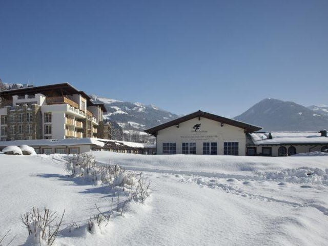 Grand Tirolia Hotel Kitzbuhel, Austria - hotel review