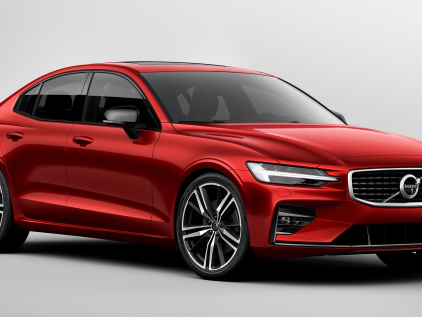 Volvo Cars launches new S60 sports sedan; first Volvo car made in US; two PHEV models coming