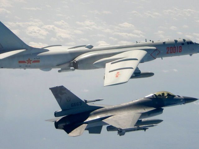 Taiwan invasion unlikely for now - but there are other ways China can turn the screw