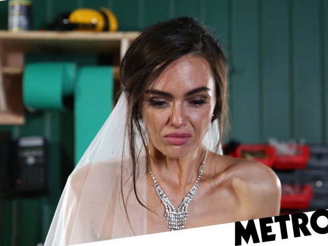 Hollyoaks spoilers: Shock death as Russ Owen is murdered on his wedding day to Mercedes McQueen