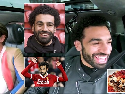 Mohamed Salah lifts the lid on life as the new Egyptian King: 'It's easy'