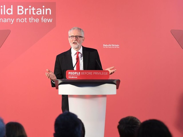 Jeremy Corbyn says Boris Johnson can't be trusted to obey the law