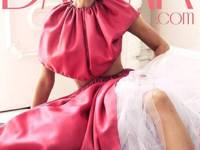Irina Shayk covers Bazaar Digital: 'Do I believe in marriage? Yes, of course'