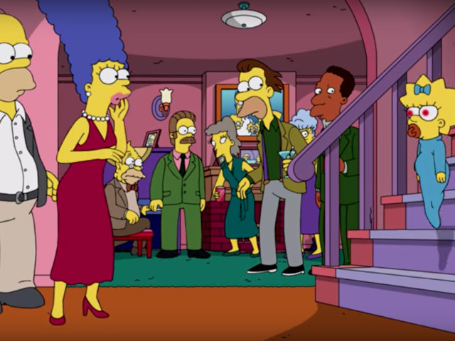 Watch: 'The Simpsons' Treehouse of Horror 28 Teases Maggie's First Words (Again)