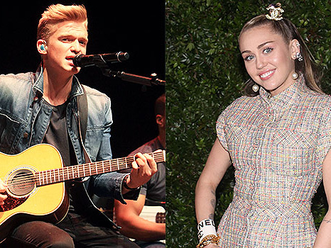 Cody Simpson Sounds Smitten With Miley Cyrus In New Song 'Golden Thing': 'She Let Me In' & 'I'm Shocked'