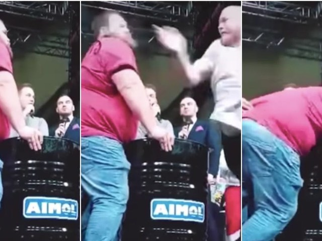 A Russian slapping champion recently lost for the first time when he was slapped unconscious and sent into a 'mini coma'