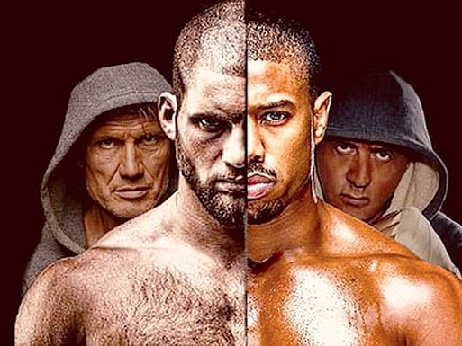 Sylvester Stallone Drops The First Look At Ivan Drago Jr. In The Poster For 'Creed 2'