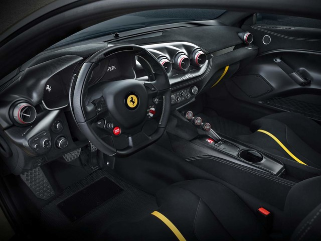 First Ferrari F12tdf Limited Edition arrives in India – Owner is from Delhi