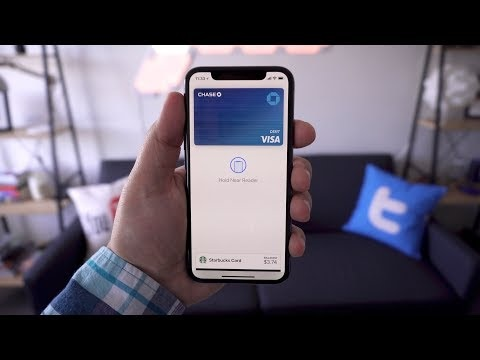 iPhone X: Using Apple Pay With Face ID
