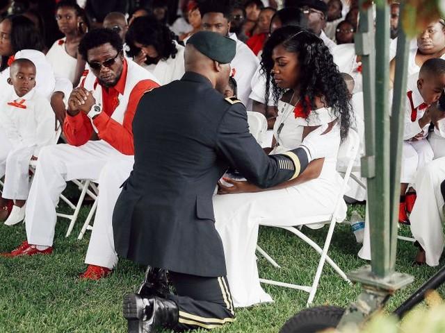 Contempt for the Black Soldier