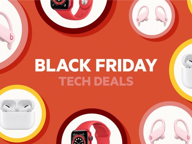 The best Black Friday tech deals available now on headphones, vacuums, tablets, and more
