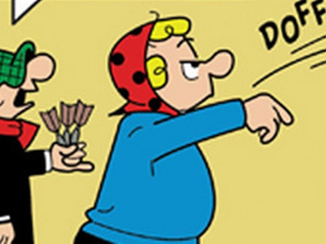 Andy Capp - 28th September 2021